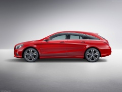 mercedes-benz cla shooting brake pic #137687