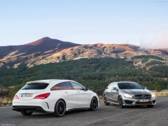 mercedes-benz cla shooting brake pic #137688