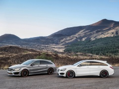 mercedes-benz cla shooting brake pic #137689