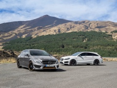 mercedes-benz cla shooting brake pic #137690