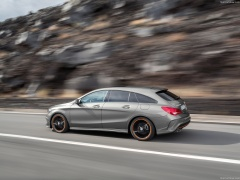 mercedes-benz cla shooting brake pic #137691
