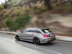 mercedes-benz cla shooting brake pic #137693