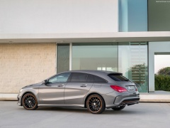 mercedes-benz cla shooting brake pic #137694