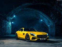 mercedes-benz amg gt s uk-version pic #141055