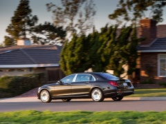 mercedes-benz s-class maybach pic #141717