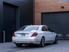 S-Class Maybach photo #141728