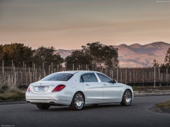 S-Class Maybach photo #141729