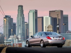 S-Class Maybach photo #141731