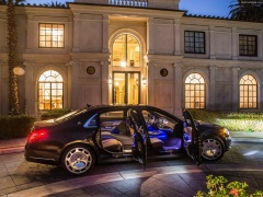 S-Class Maybach photo #141732