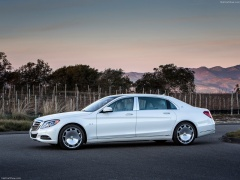mercedes-benz s-class maybach pic #141751