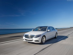mercedes-benz s-class maybach pic #141753