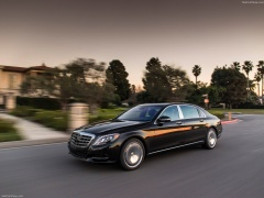 mercedes-benz s-class maybach pic #141756