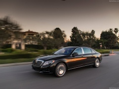 mercedes-benz s-class maybach pic #141757