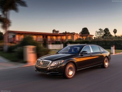 mercedes-benz s-class maybach pic #141758