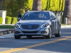 mercedes-benz s-class maybach pic #141762