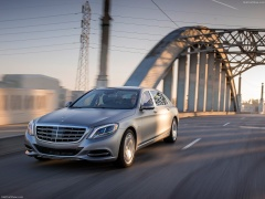 mercedes-benz s-class maybach pic #141764