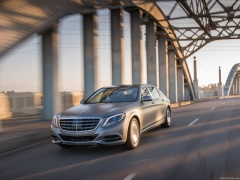 mercedes-benz s-class maybach pic #141765