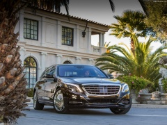 mercedes-benz s-class maybach pic #141781