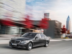 mercedes-benz s-class maybach pic #141792