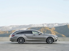 mercedes-benz cls shooting brake pic #143728