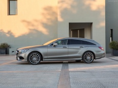 mercedes-benz cls shooting brake pic #143729