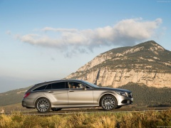 mercedes-benz cls shooting brake pic #143730