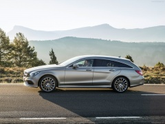 mercedes-benz cls shooting brake pic #143731