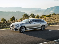 mercedes-benz cls shooting brake pic #143732
