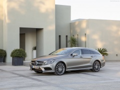 mercedes-benz cls shooting brake pic #143733