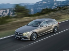 mercedes-benz cls shooting brake pic #143734