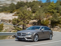 mercedes-benz cls shooting brake pic #143735