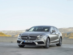 mercedes-benz cls shooting brake pic #143737