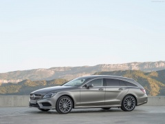 mercedes-benz cls shooting brake pic #143738