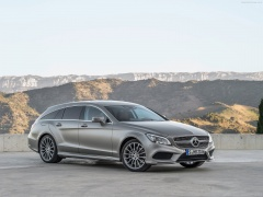 mercedes-benz cls shooting brake pic #143739