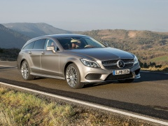 mercedes-benz cls shooting brake pic #143740