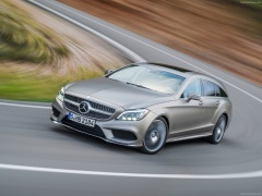 mercedes-benz cls shooting brake pic #143741