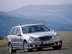 mercedes-benz c-class amg pic #14569