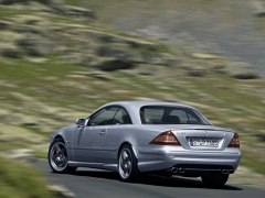 mercedes-benz cl amg pic #14593