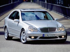 mercedes-benz c-class amg pic #14652