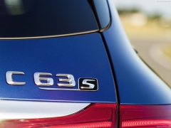mercedes-benz c63 amg estate pic #147917
