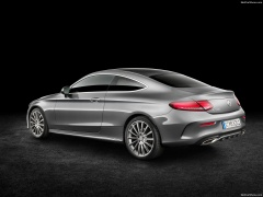 mercedes-benz c-class coupe pic #149379