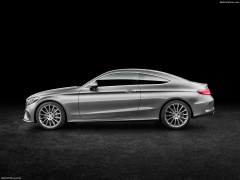 mercedes-benz c-class coupe pic #149380