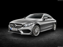 mercedes-benz c-class coupe pic #149382