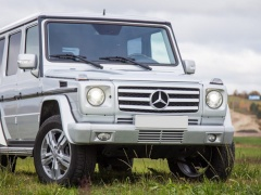 mercedes-benz g500 pic #157361