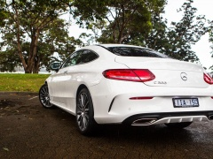 mercedes-benz c300 coupe pic #165219
