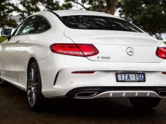 mercedes-benz c300 coupe pic #165220