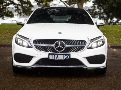 mercedes-benz c300 coupe pic #165224