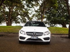 mercedes-benz c300 coupe pic #165225