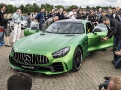 mercedes-benz amg gt pic #165807