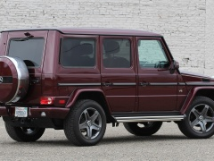 mercedes-benz g550 pic #166713
